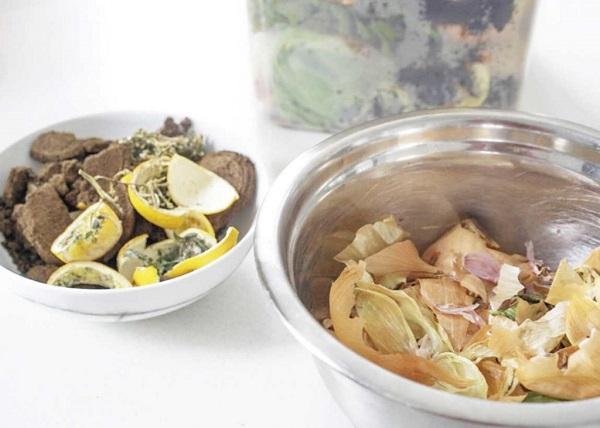compost - cuisine zéro déchet