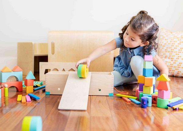 inspiration des jouets montessori pour enfant