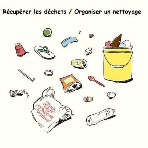organiser un nettoyage